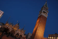Alrededor de San Marco, Venecia Imagenes de archivo