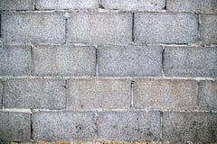 Als Hintergrund zu verwenden Backsteinmauerbeschaffenheit, Stockfoto