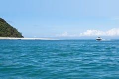 Als ilhas van overzees Stock Foto's