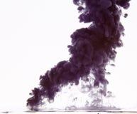 Als Rauch Stockfoto