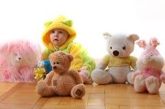 Als stuk speelgoed Stock Foto