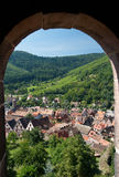 Alsace Royalty Free Stock Photography