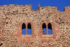alsace castle стоковое фото rf