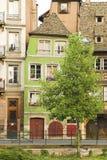 Alsace facade Royalty Free Stock Photos
