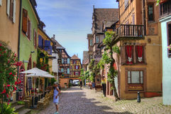 Alsace, France Images stock