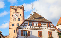 Alsace, France Stock Photography