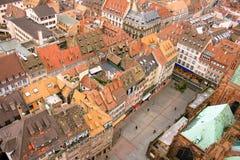 alsace France Strasbourg Zdjęcie Stock