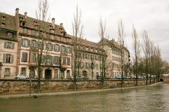 alsace France Strasbourg Obraz Stock