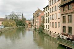 alsace France Strasbourg Fotografia Stock