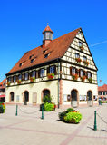 Alsace house Royalty Free Stock Images