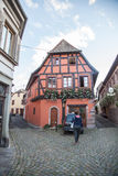 Alsace House Stock Photo