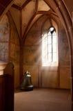 Alsace kapell av Hunawihr Arkivbild