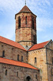 Alsace, the picturesque city of  Rosheim Royalty Free Stock Images