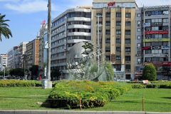 Alsancak, Izmir Royalty Free Stock Images