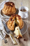 Alsatian cuisine: Kouglof Royalty Free Stock Images