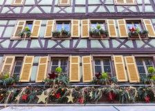 Alsatian Decoration Stock Photo