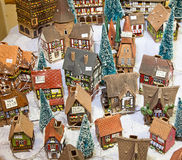 Alsatian houses Royalty Free Stock Photography