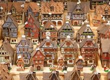 Alsatian houses Royalty Free Stock Photo