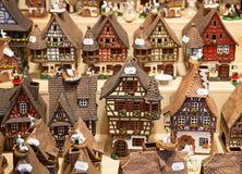 Alsatian houses Stock Image