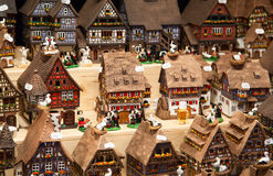 Alsatian houses Stock Image