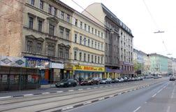 Alserbachstrasse Royalty Free Stock Image