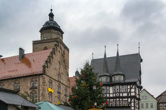 Free Alsfeld In Christmastime, Germany Stock Photos - 63996913