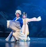 """Alsof wakening van een droom-verslag van Zuidelijke boeg-Jiangxi opera""""four dromen van linchuan† Royalty-vrije Stock Fotografie"""