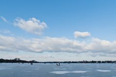 Alster 2012 Royalty Free Stock Images