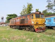 Alsthom Diesel Locomotive NO 4226 Stock Photos