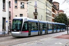 Alstom Citadis 402 obraz royalty free