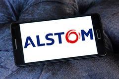 Alstom company logo Royalty Free Stock Photography