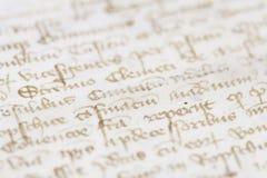 Alt-Buch Lizenzfreies Stockbild