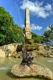 Alt de Chavon, La Romana, Dominikanska republiken Arkivfoton