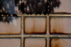 Alt-Fenster Lizenzfreie Stockfotografie