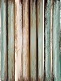 Alt, grunge hölzerne Panels benutzt als Hintergrund vektor abbildung