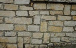Alt legen Sie in Prato in Italien Steine in den Weg Lizenzfreie Stockbilder