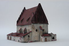 Alt-neue Synagoge, Prag Lizenzfreies Stockbild