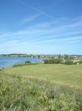 Alt Reddevitz, isola di Ruegen, Mar Baltico, Germania Fotografie Stock Libere da Diritti