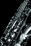 Alt saxophone Stock Images
