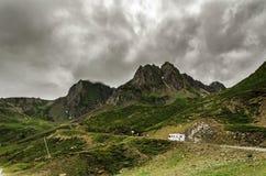 Alt Urgell, Spanien Lizenzfreies Stockfoto