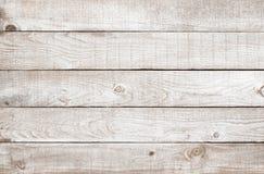 Alt verwitterte die hölzerne gemalte Planke stockbilder