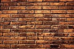 Alt von der konkreten orange Farbe blockiert Wandbeschaffenheitshintergrund Lizenzfreies Stockbild