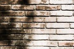 Alt von der konkreten orange Farbe blockiert Wandbeschaffenheitshintergrund Lizenzfreie Stockfotografie