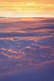 Alta altitude Skyscape Fotografia de Stock Royalty Free