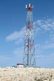 Alta antenna Immagini Stock
