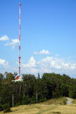 Alta antenna Immagine Stock Libera da Diritti