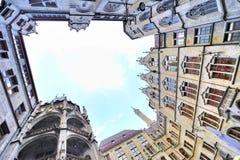 Alta architettura Fotografia Stock Libera da Diritti