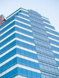 Alta architettura di aumento. Fotografia Stock Libera da Diritti