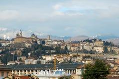 alta Bergamo Fotografia Royalty Free