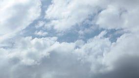 Alta cantidad del lapso de tiempo de la definición de Cloudscape metrajes